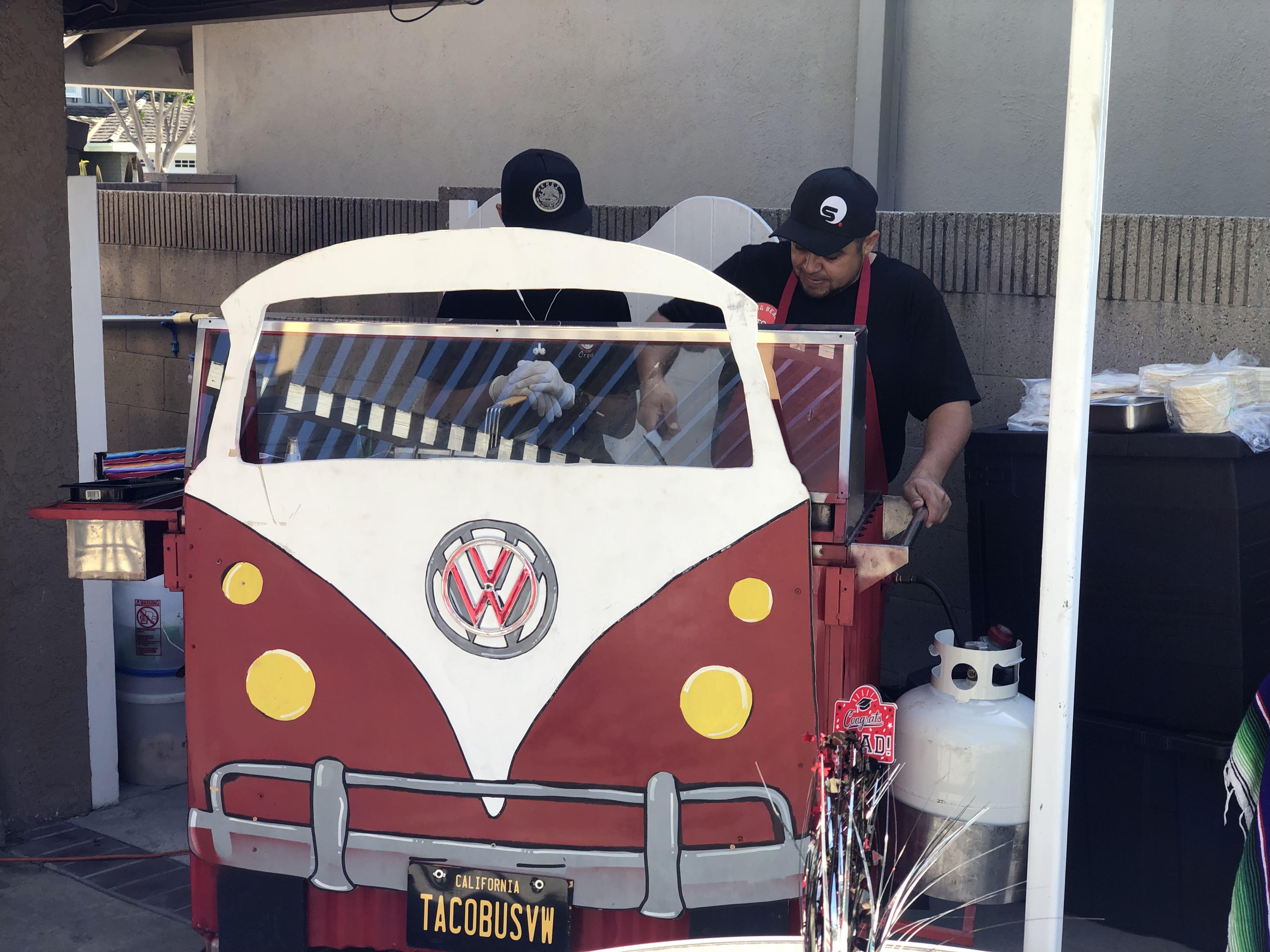 taco bus VW